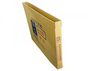 瓦楞紙箱 , 紙盒